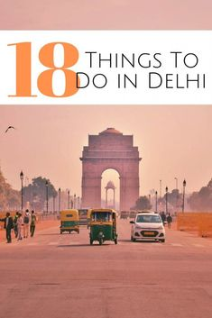 What are the best places to visit in Delhi? Seasoned travel bloggers share their best advice on what to see, do and eat in India's vibrant capital. India Travel Guide, Travel Tips, Responsible Travel, Incredible India, Walking Tour, Cool Places To Visit, The Good Place, Travel Inspiration, Beautiful Places