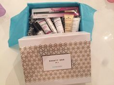 LookFantastic boxes up six travel or sample-size hair, skin or makeup products…