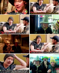 Rupert Grint in Meets the Superfans with Tom Felton