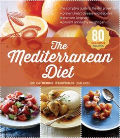 The Mediterranean Diet - Dr Catherine Itsiopoulos