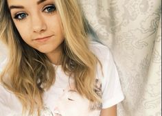 Hey guys! I'm maddie....16...I love soccer,shopping,hanging out with friends and ice skating. I was also adopted.~face claim Maddi brag~