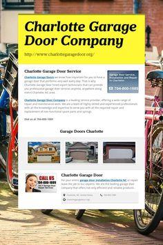Charlotte Garage Door Company