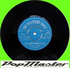 Rosemary Squires Everything's Coming Up Roses 45-POP- 1097