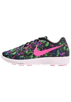 Nike Performance - LUNARTEMPO 2 - Zapatillas de competición - black/pink…