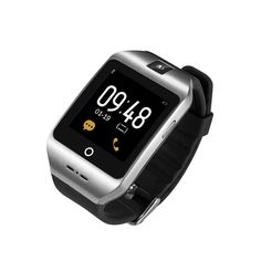 """I8s Kompass Uhr Telefon Mit Sim-karte 1,54 """"Touch Screen Bluetooth 4,0 Smartwatch Android-Grau/Silber/Gold //Price: $US $49.99 & FREE Shipping //     #smartwatches"""