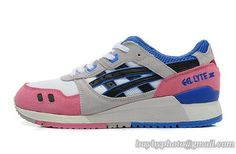 Men's Asics Gel Lyte III Sneaker Pink|only US$95.00 - follow me to pick up couopons.