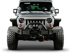 The Eyebrow Grill  Update your current jeep grill by adding an aggressive sculpted front end look with our chiseled eyebrow grill, exclusively made for your Jeep Wrangler JK