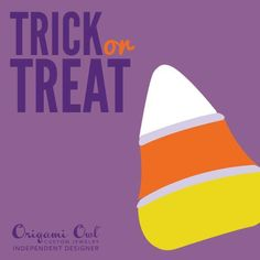 Trick-or-Treat is a few days away.  It isn't too late for your Halloween Origami Owl treats! Who doesn't love at least a little bit of Candy!