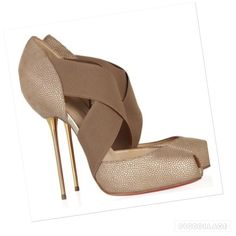 Christian Louboutin Big Dorcet 39.5 Authentic CL Big Dorcet. Excellent used condition. Sold as is. Listing for shoes only. Christian Louboutin Shoes