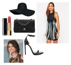 """Untitled #4805"" by dominika-h ❤ liked on Polyvore featuring ASOS, Chanel and Yves Saint Laurent"