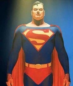 Alex Ross's Superman