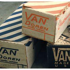 the original Vans....wow