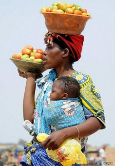African mother  and child                                                                                                                                                                                 More