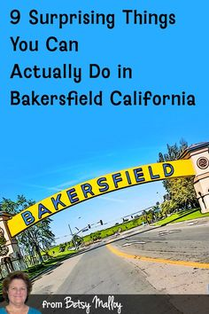 There's more to do in this California Central Valley town than you might think. Bakersfield is also an economical place to visit. Weekend Humor, Weekend Trips, Weekend Getaways, Day Trip, Stuff To Do, Things To Do, Bakersfield California, Travel Expert, Senior Trip