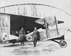 Warfare History Blog: Polish-Soviet War 1919-1920: Part I, Poland's War in Latvia, Lithuania, & Western Ukraine. The American Kosciuszko Squadron in the Polish-Russian War   ▼ ✂ (2)