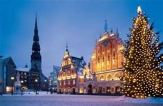 Riga, Latvia  Eastern Europe