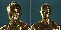 Kinect Portraits
