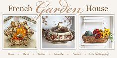 French Garden House Blog