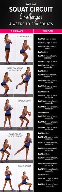 Squat Challenge I'm trying this tonight