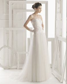 Aire Barcelana - Bridal Collection 2014