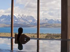 Spa with a view!