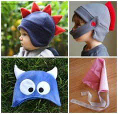 Deshilachado: Tutoriales de disfraces infantiles para Carnaval / Kid costumes tutorials for Carnival