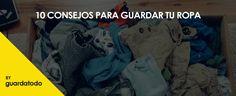 Te contamos como guardar la ropa, ahorrar espacio y tener tu casa ordenada, además contarás con nuestra ayuda en Zaragoza.