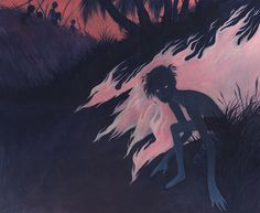 Lord of the Flies on Behance