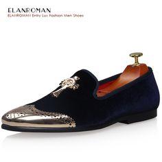 We offer Buyer Protection Hassel-free Returns Loafer Shoes, Loafers Men, Men's Shoes, Dress Shoes, Flats, Indian Groom Dress, Ali Express, Vintage Velvet, Formal Shoes