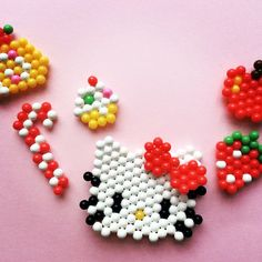 Did you know that there are #HelloKitty #Aquabeads sets available?