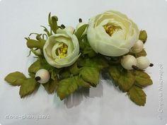 Украшение Моделирование конструирование Мои цветы из фоамирана Фоамиран фом