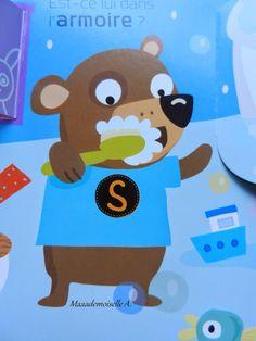 Au lit bébé ours ! (Présentation & Avis)(Chut, les enfants lisent #11)