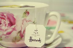 Harrods tea-Want to go back and have some more..
