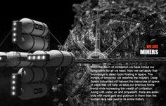 Deep Space Industries - 3