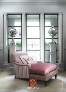 ALHAMBRA Annise Textiles, Bench, Lounge, Storage, Furniture, Fabrics, Design, Home Decor, Products
