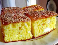 Pravo ukusna i mekana - proha/proja sa sirom - Online Recepti Albanian Recipes, Bosnian Recipes, Croatian Recipes, Yogurt Recipes, Baking Recipes, Cake Recipes, Dessert Recipes, Desserts, Tasty Pastry