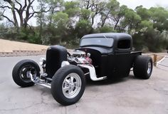 RAT ROD.HUGHS RAT SHAK