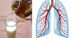 Uitați de tuse sau bronșită, acest remediu natural vă tratează și pe dumneavoastră și copiii... - Secretele.com Glass Of Milk, Health Tips, Healthy Lifestyle, Healthy Recipes, Healthy Food, Health Fitness, Nature, Medicine, Health