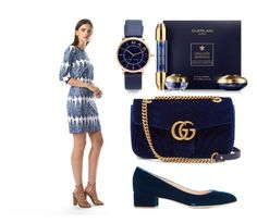 A fashion look from July 2017 featuring white day dress, blue ballet flats and marc jacobs jewellery. Browse and shop related looks. Date Dresses, Event Dresses, Marc Jacobs Jewelry, Ballet Flats, Fashion Looks, Gucci, New York, Michael Kors, Shoe Bag