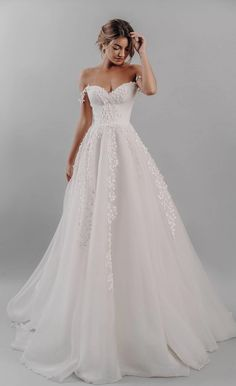 67 modern princess wedding dresses fit for a royal - # bridal dresses # egg . - 67 modern princess wedding dresses fit for a royal – # Bridal dresses # Bridal dresses # - Wedding Robe, Princess Wedding Dresses, Colored Wedding Dresses, Dream Wedding Dresses, Bridal Dresses, Dresses Dresses, Lace Wedding, Wedding Frocks, Romantic Wedding Gowns