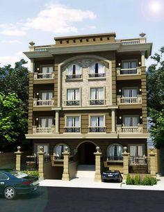 عقار ستوك - شقة للبيع بالتجمع الخامس 181م أمام قطامية جاردنز مباشرة