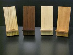 Smart+Phone+Stand+iPhoneDroid++PLEASE+READ+by+WoodenKeepsakes,+$12.50