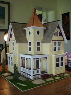 Fairfield Front - The Fairfield - Gallery - The Greenleaf Miniature Community