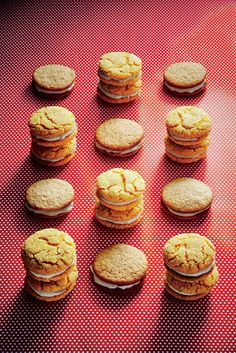 http://www.southernliving.com/recipes/eggnog-whoopie-pies-recipe