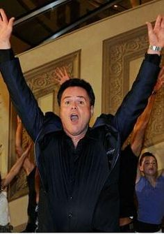 Online Advent Calendar, Osmond Family, The Osmonds, Donny Osmond, My Guy, Get Started, My Idol, The Voice, Bring It On