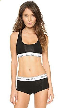 dbf563461ea94 Calvin Klein Women s Modern Cotton Bralette