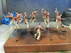 Wargamers Consortium Forums - December 2013 Paint Threat: Wild West Exodus Warrior Nation! -- COMPLETED and now with BONUS!