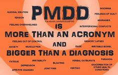 The Voices of PMDD, A Guest Post by Alice | Living on a prayer with PMDD Blog