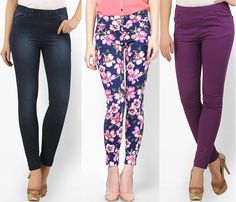 12 Types of Bottom wears to pair with a Kurti - LooksGud.in