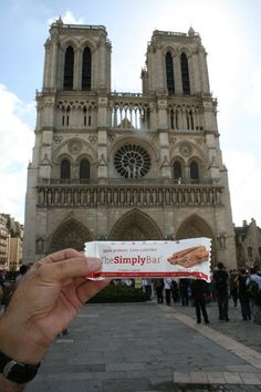 The Cinnamon bar at the Notre Dame Cathedral in Paris